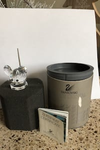 Swarovski rare retired large mouse Toronto, M6L 2R8