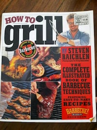 How To Grill By Steven Raichlen New Cookbook Knoxville, 37921