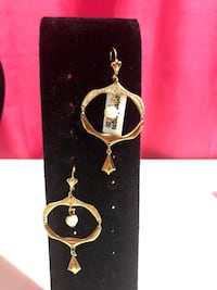 Long Earring Jewelry  Chantilly