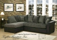 2 pc USA Made Sectional at House2Home Furniture Lemon Grove, 91945