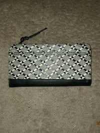 Black and white wallet Republic, 65738