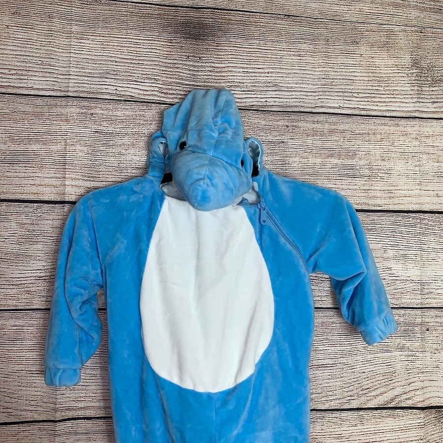 Shark costume 92b94707-df54-488c-bfdc-397123462c2c