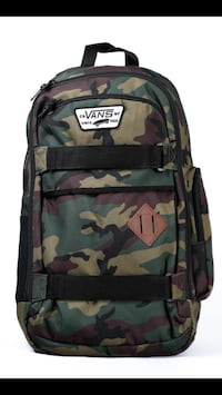 black and green camouflage backpack Winnipeg, R2W