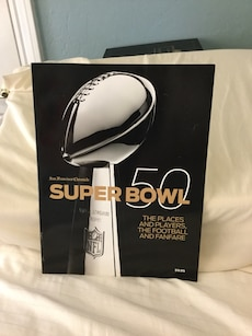Super Bowl 50 Game Program