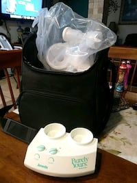 Ameda purely yours breast pump Richmond, 77469
