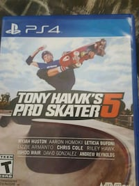 Tony Hawk Pro Skater 5 For Ps4 Point Marion, 15474