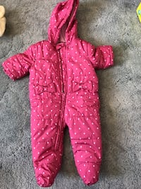 Winter Suits (6m-12m) Calgary, T2A 3G1