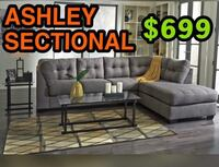 Sectionals $699 no credit check financing  Roslyn Heights, 11577