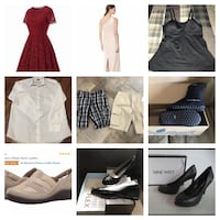 New, unused.. clothing and shoes  St Thomas, N5R 6M6