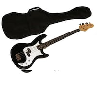 Used Bass Guitar and Amp Ellicott City