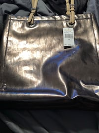 black leather Michael Kors tote bag Albuquerque, 87105