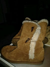 Woman's boots size 8 Phenix City, 36867