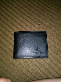 black leather bifold wallet Irondale, 35210