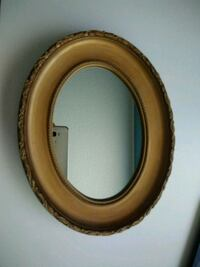 Wall or table top mirror - 23cm x 18cm 3730 km