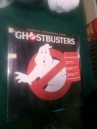 Ghostbuster original soundtrack Green Bay, 54303