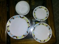 Set of corelle dishes Erie, 16508
