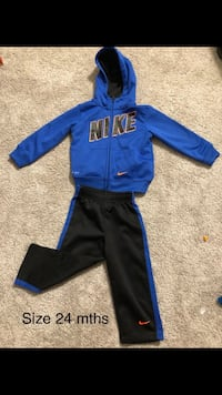 2 sets of Toddler boy warm up suits - size 24 months Rutherford, 07070