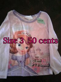 toddler's pink and white dress Calgary, T3B 0T3