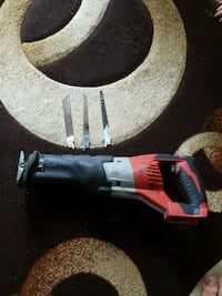 Milwaukee cordless saw zall  Guelph, N1G 1S7