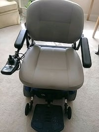 gray and black motorized wheelchair Baltimore, 21218
