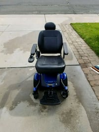 blue and black mobility scooter Thornton, 80241