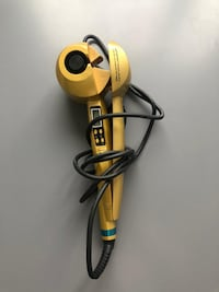 Gold Automatic Hair Curler