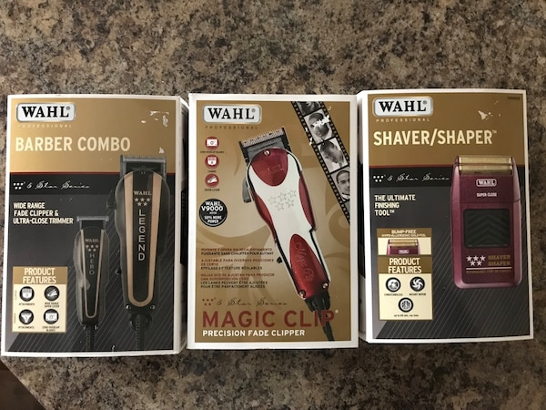 New!!  WAHL Professional 5 Star Series
