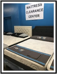 Warranty - In the Plastic - Full Mattress & Box Spring - All Sizes Manassas