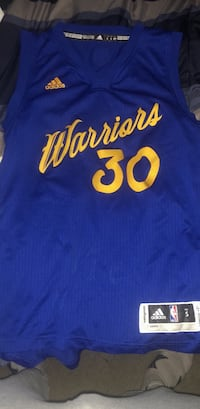 Steph Curry Christmas Game Jersey Baltimore, 21236