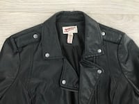 Faux Leather Jacket M  Coquitlam, V3K 0A9