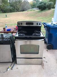 GE Stainless Electric Stove Sykesville, 21784