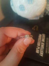 14 k white gold ring Spruce Grove, T7X 3Y4