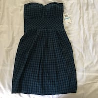 Brand New Juniors Size 5/6 Cotton Dress Fairfax, 22033