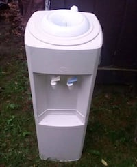 white and gray water dispenser Crete, 60417
