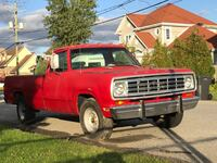 1973 Dodge D-Series Beauharnois