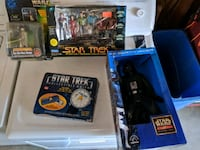 Star trek collectables. Indio, 92201