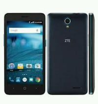 ZTE Z828, 8GB Unlocked Android 5.0-inch LCD Phone  Edmonton