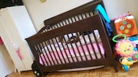 Baby crib super good quality in super shape !! Toronto, M1T 3N4