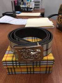 Burberry Belt  Capitol Heights, 20743