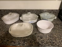 9pc Bakeware Set. All pieces like new. CLEAN! Laurel, 20707