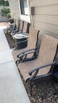 Excellent beautiful outdoor- 6 seat chair set Modesto, 95356