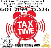 Tax Services Pearl