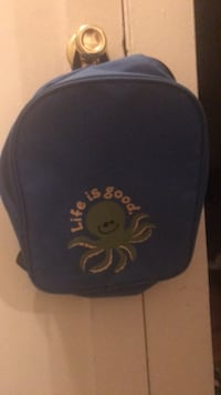 Life is good small children's back pack Pearl River, 10965
