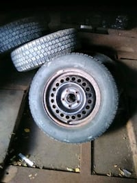 Tires on gm rims