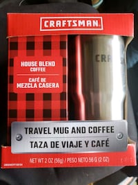 Craftman Travel mug