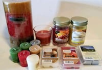 Huge wax and candle lot Brampton, L6T 2M2