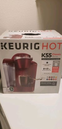 48oz Keurig coffee maker!  Las Vegas, 89117