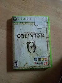the elder scroll oblivion xbox 360 game \