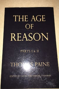The Age or Reason