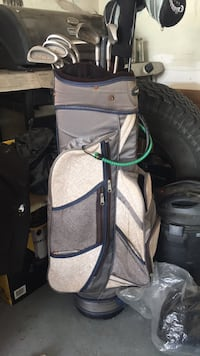 Golf clubs right handed smaller size  Port Richey, 34668